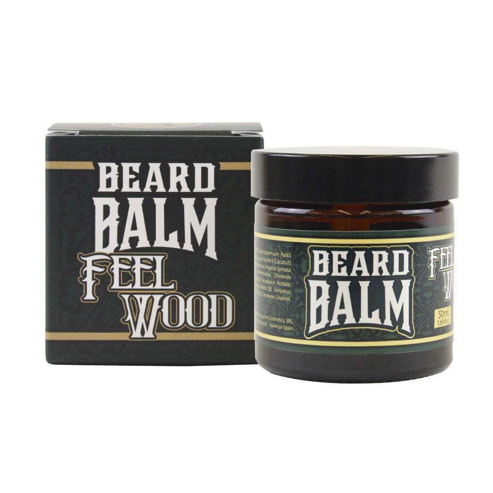 Balsamo para barba HEY JOE Nº 4 Feel Wood